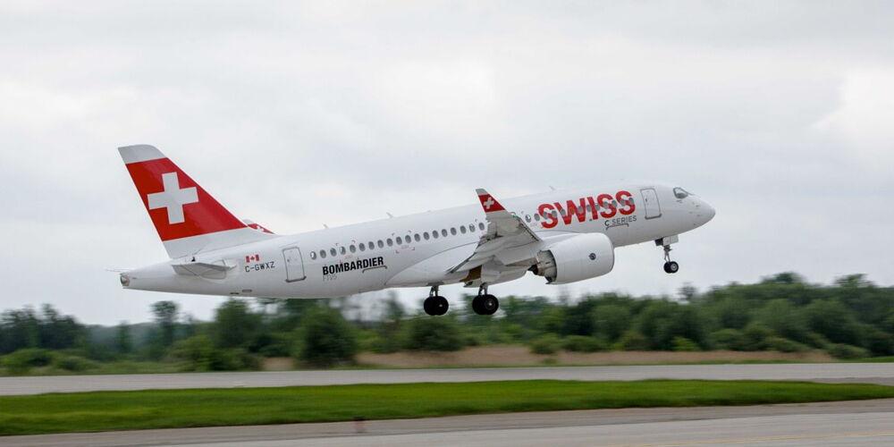 Swiss ist die erste Kundin. Bild: bombardier.com.jpg