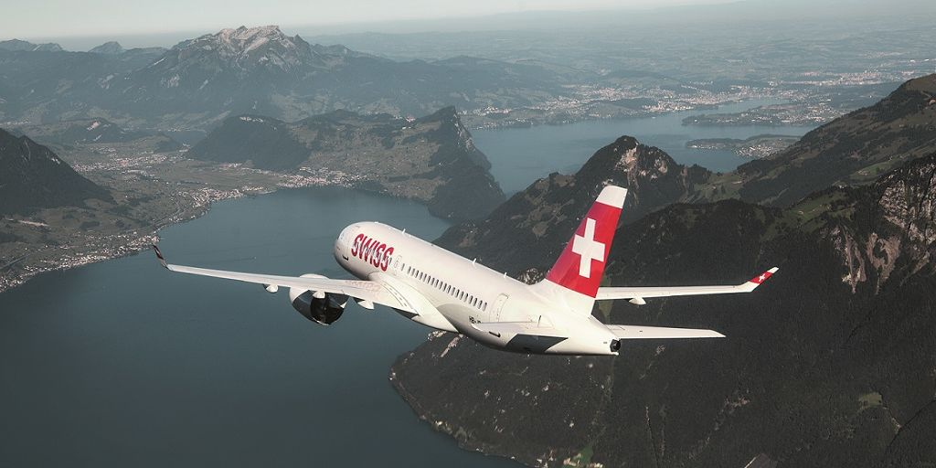 Flug Salzburg Zürich
