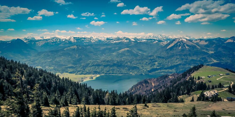 Gasthof Schafberg Alpe, Sankt Gilgen, Austria.jpg