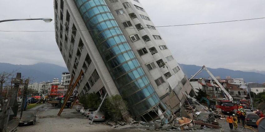Erdbeben Bringt Hotel In Schieflage Travelnews Ch