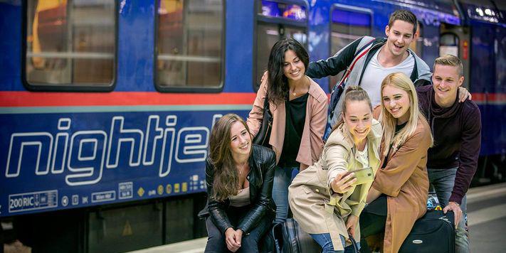 Die Marke Nightjet Soll Zum Synonym Für Nachtreisen Werden